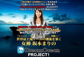 坂本まりのDreamOceanプロジェクトに注意か!?写真を売って稼ぐ!?評判